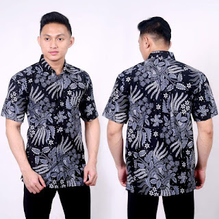 Kemeja Batik Pria No 11