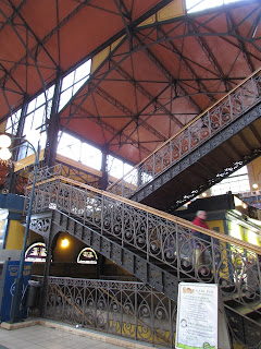 Interior Mercado Central Budapest 1