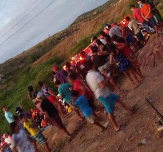 Criança morre após ser atropelada em Picuí