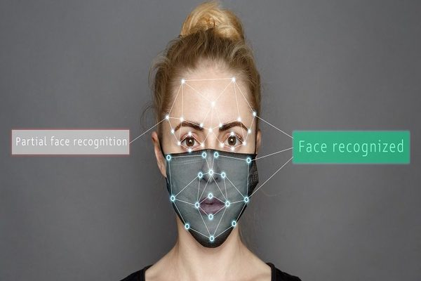 A new technology that allows face recognition with 99 percent accuracy even with wearing a muzzle!