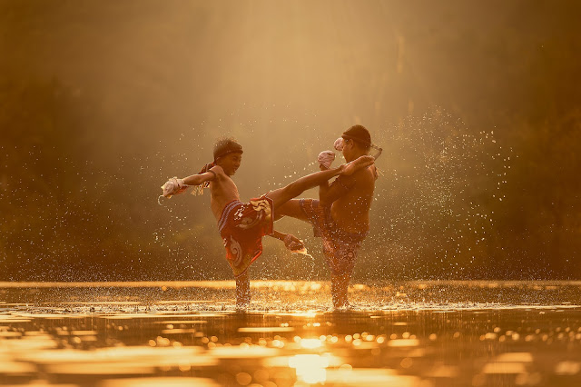 wisata Budaya ke Thailand, Saksikan Olahraga dan Seni Bela Diri Muay Thai