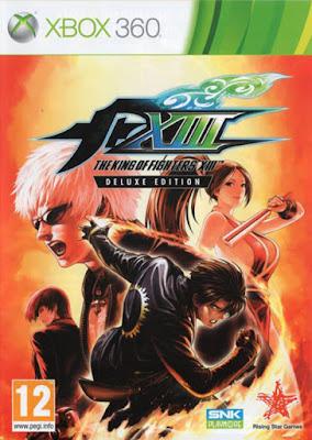 Mai Shiranui en las portadas de KOF XIII.
