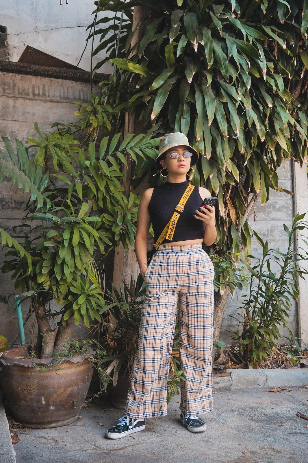 Street Fashion or Safari Adventure?
