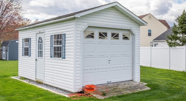 build or buy a shed cost comparison building vs buying sheds