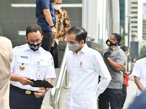 Anies Baswedan yang Salah Membaca Pesan Jokowi