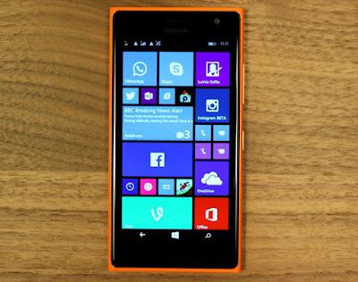 Thay mặt kính lumia 730 chính hãng