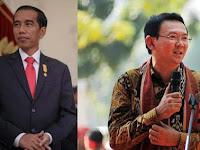 Jokowi: Percaya dech, Pak Ahok Pasti Jadi Gubernur Lagi