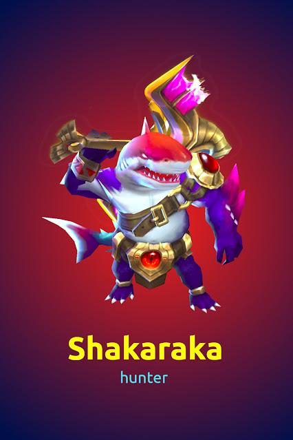 Shakaraka hunter ocean born wallpaper chess rush