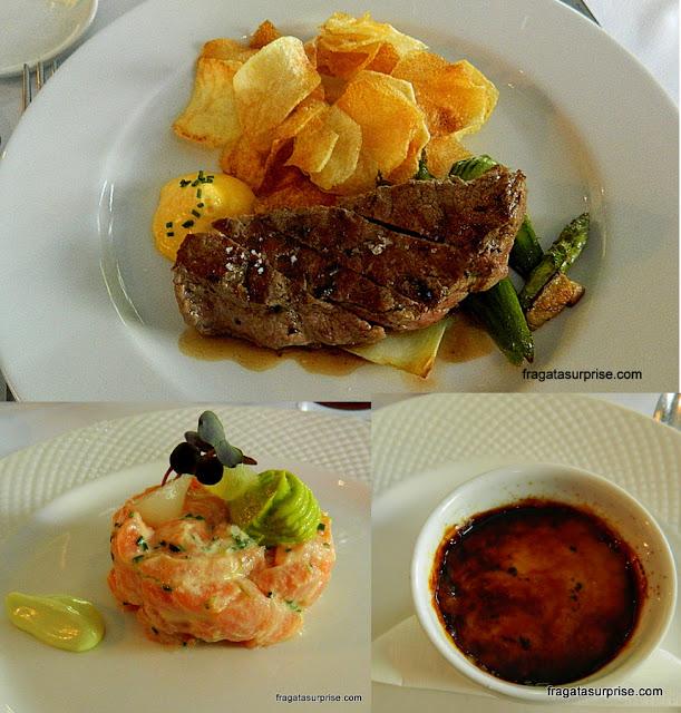 Comer em Portugal- Restaurante Cafeína, Foz do Douro, Porto