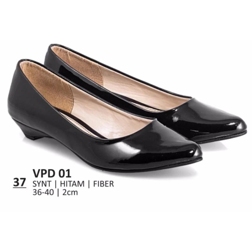 Promo Sepatu Pantofel Wanita 91865473a5
