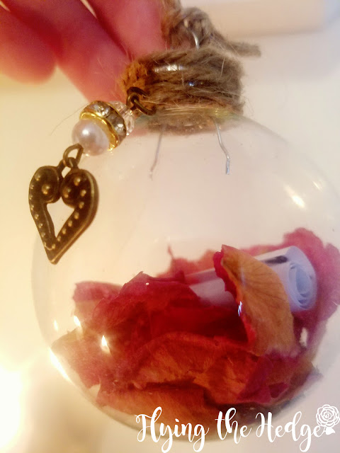 DIY Self Love Witch Ball