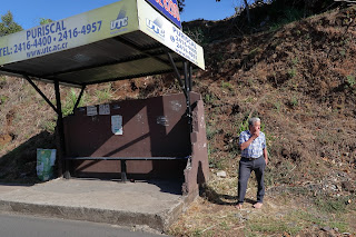 Puriscal Bus Stop
