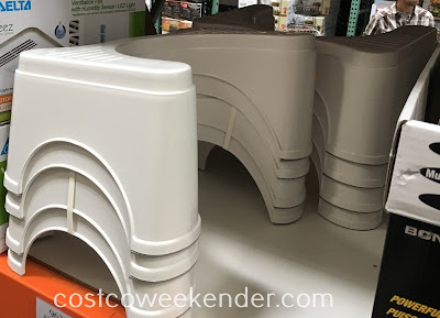 Costco 1075343 - Squatty Potty Toilet Stool: for a healthier trip to the bathroom