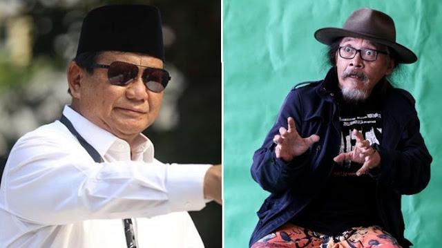 "Sudjiwo Tedjo Sindir Ucapan Takbir GNPF Ulama saat Dukung Prabowo, ""Kok Saya Takut Dengarnya?"""