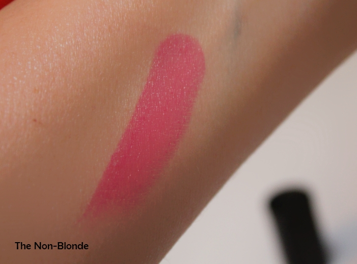 Lancome Wannabe Color Design Lipstick The Non Blonde
