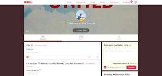 Profil ask.fm