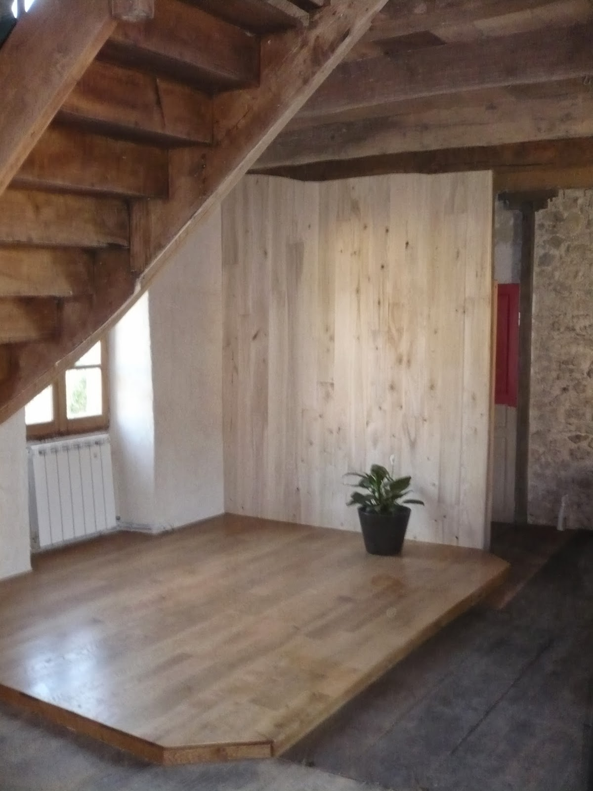 Artisanat Fabien: Travail du bois: lambris peuplier ... - Lambris Chene
