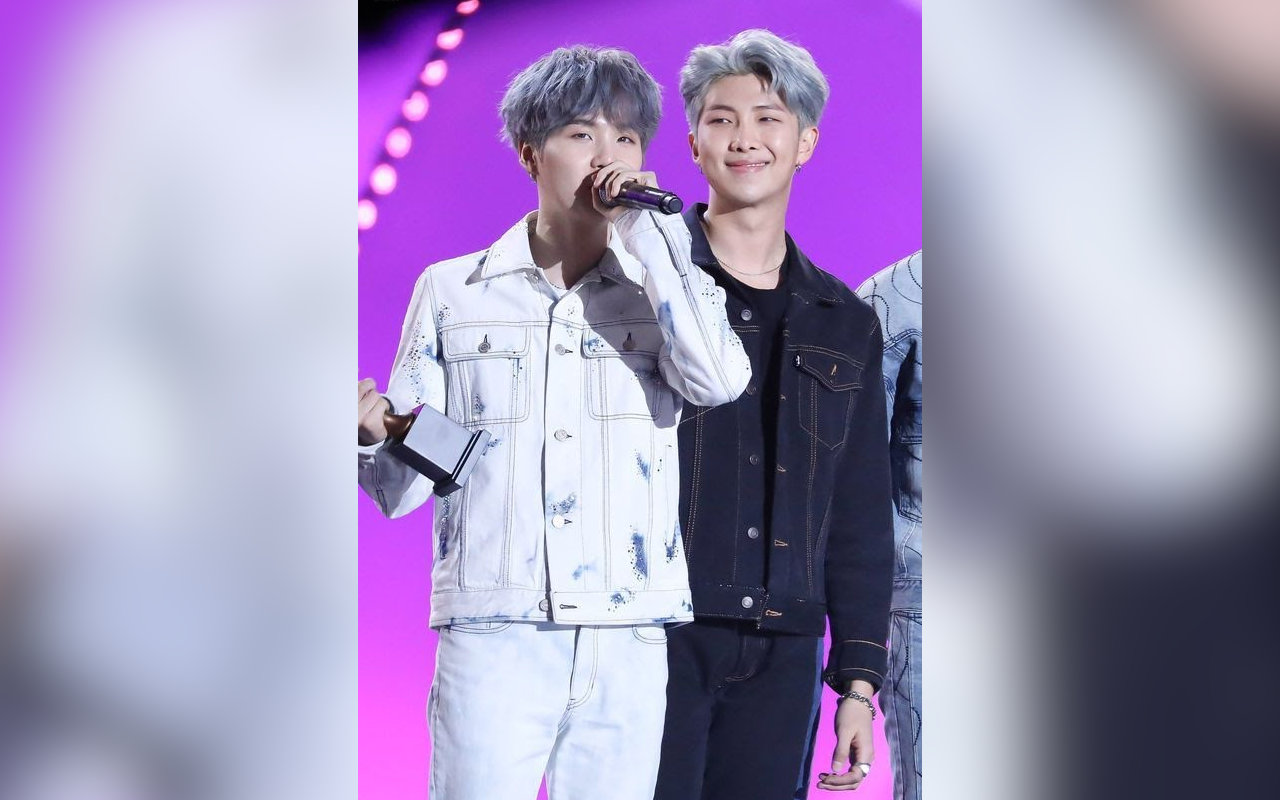 RM and Suga BTS reveal how they compete to write rap lyrics on the ...