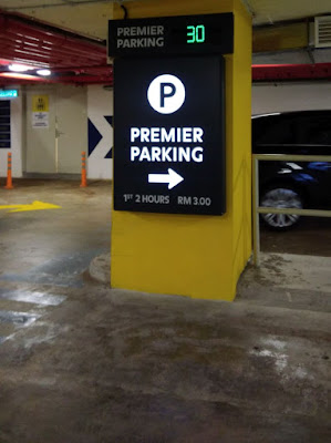starling mall premier carpark