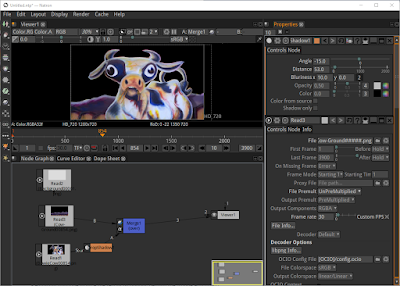 Natron - Take your video compositing to the next level.