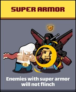 Brawl Quest: Super Armor