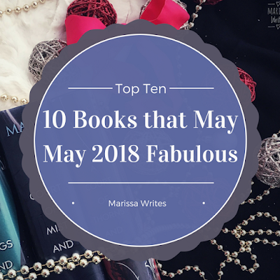 10 Reasons Booknerds will Love 2018- top ten tuesday on reading list