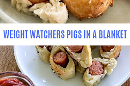 WEIGHT WATCHERS PIGS IN A BLANKET