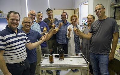 Επιστήμονες στο Ισραήλ έφτιαξαν μπίρα με μαγιά ηλικίας 3.000 ετών