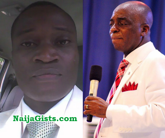 kidnappers call oyedepo ransom