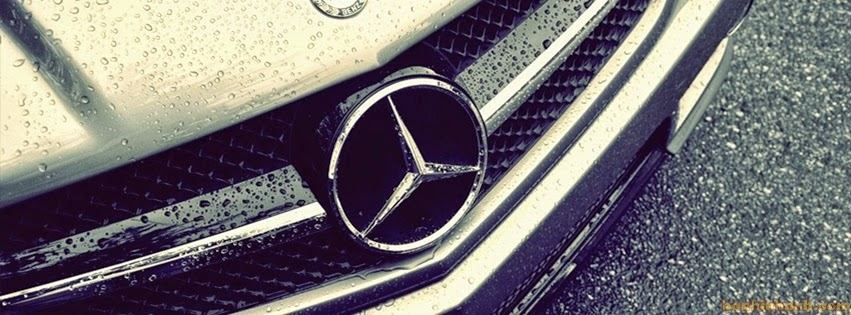 Cover Facebook Car Mercedes Benz - Ảnh bìa FB