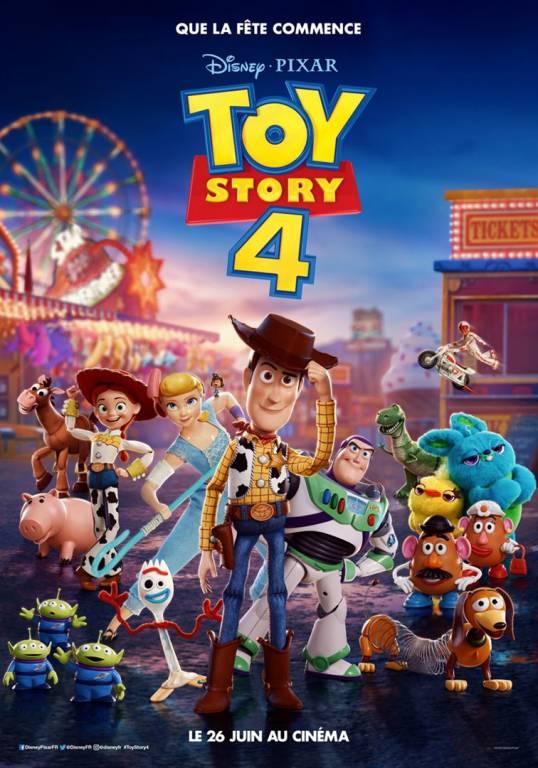 فيلم الانيمشن حكاية لعبة Toy Story 4 مترجم ومدبلجه للعربية