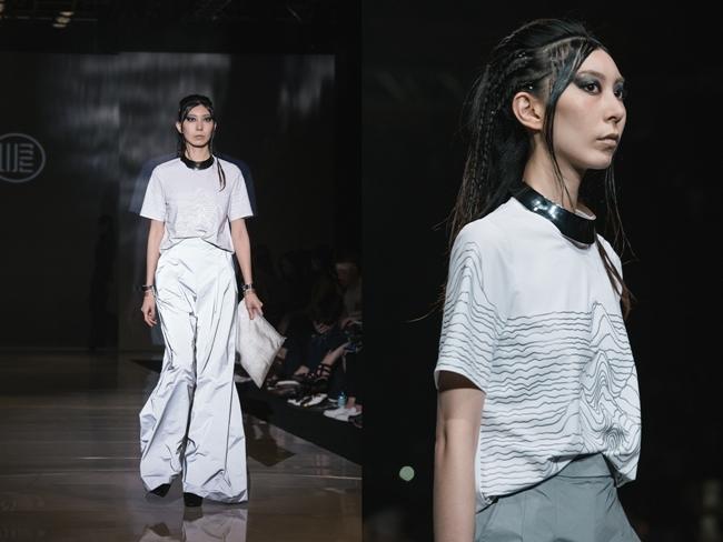台灣新銳設計師汪俐伶大玩反光材質