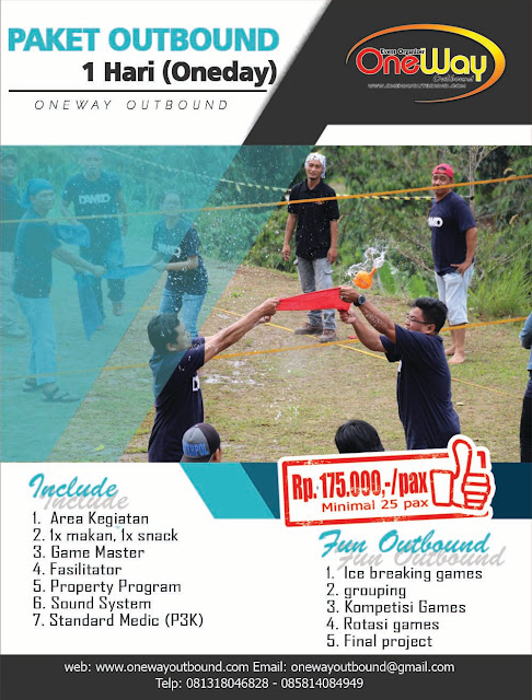 Outbound 1 Hari