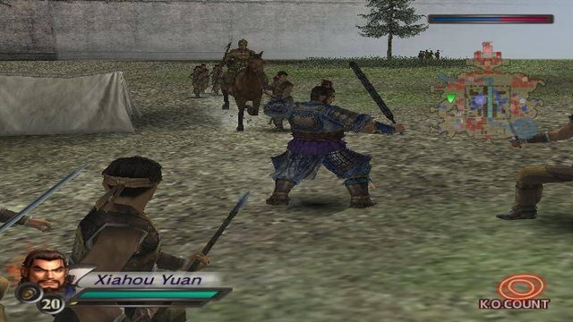 Download Dynasty Warriors 4 Hyper PC Gameplay