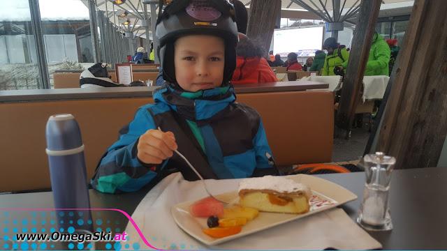 горнолыжный инструктор Серфаус на русском языкке для детей