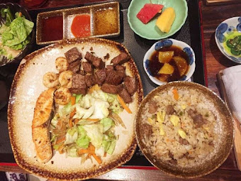 Ogawa Traditional Japanese Restaurant: fresh and authentic sushi and sashimi selections
