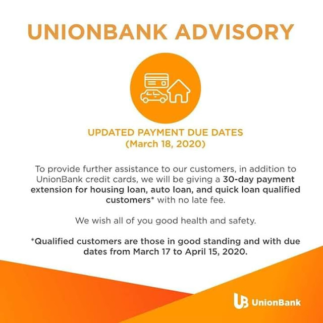 Unionbank Payment Extension