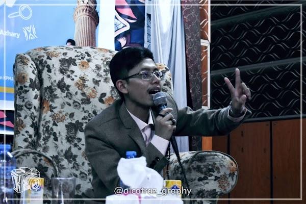 """Dihadiri 250 Peserta Seminar, Fahmi Rizki: """"Masya Allah, antusias peserta sangat luar biasa."""""""