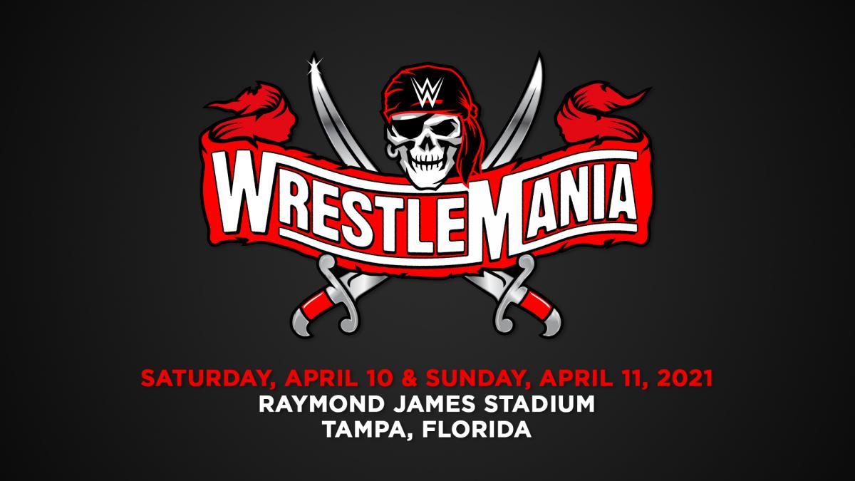 WWE WrestleMania 37: Grandes combates anunciados!
