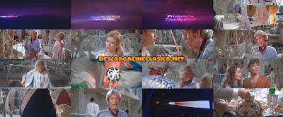Fotogramas iniciales de la película: Supergirl (1984)