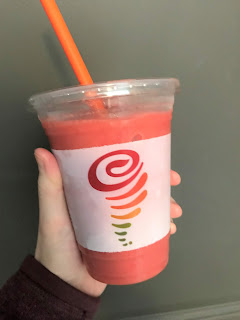 Pomegranate paradise jamba juice