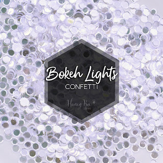 BOKEH LIGHTS Confetti