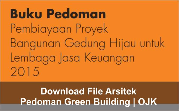 download pedoman green building oleh OJK