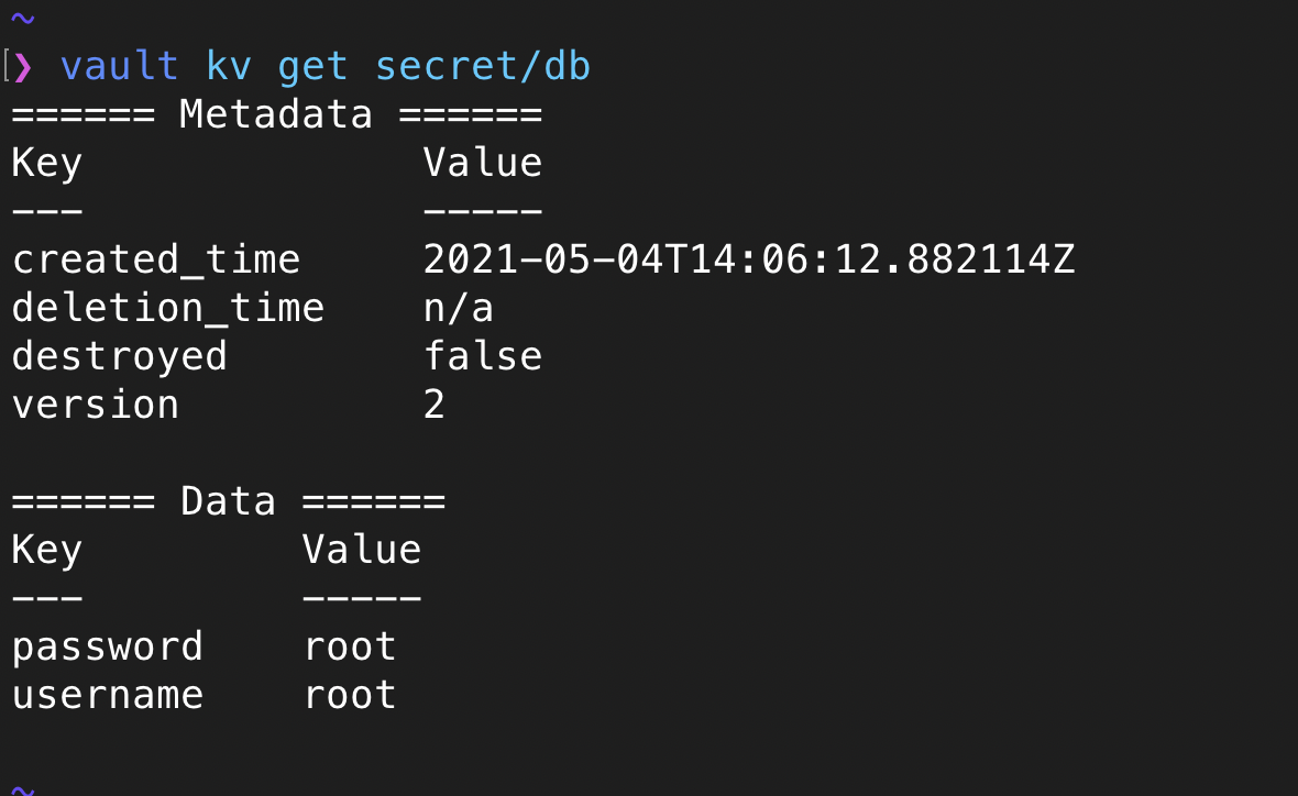 spring boot vault example github