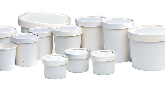 plastic containers for homemade ice cream