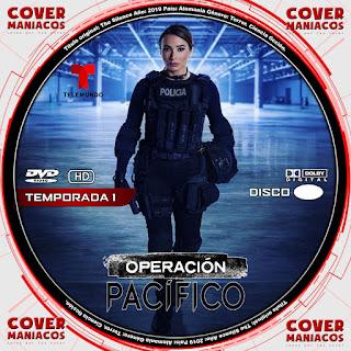 GALLETA OPERACION PACIFICO 2020 1 TEMPORADA 2020[COVER DVD]