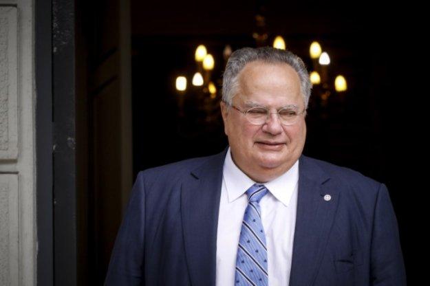 Παραιτήθηκε ο υπουργός Εξωτερικών, Νίκος Κοτζιάς