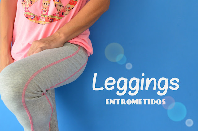 Leggings entrometidos