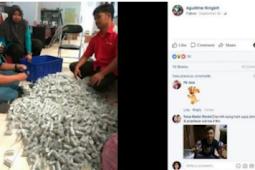 Iseng Nabung Uang Receh di Galon, Pasangan Ini Kaget Saat Tahu Jumlahnya Sampai Puluhan Juta