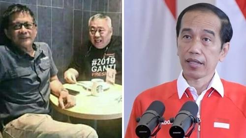 Heran Rocky Gerung Ditipu Beli Tanah Murah Tapi Malah Salahin Jokowi: Saking Dungunya!